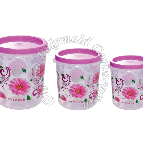 Printed Container Set