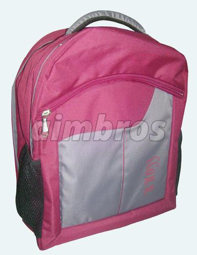 Boys Polyester School Bag