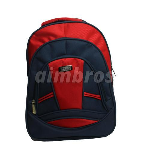 Boys Rexine School Bag