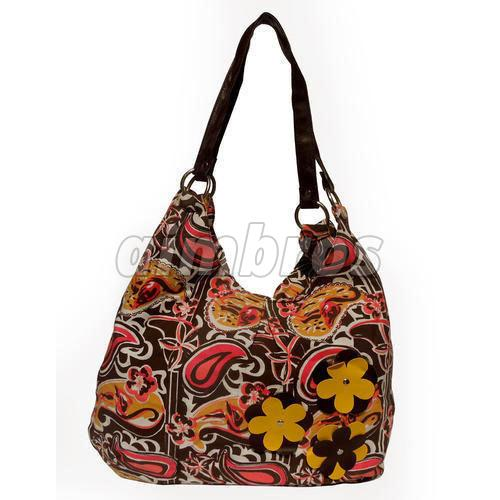 Ladies Canvas Handbag