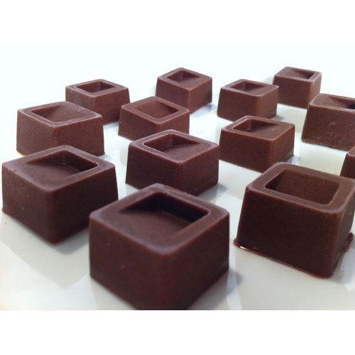 Homemade Milk Chocolate