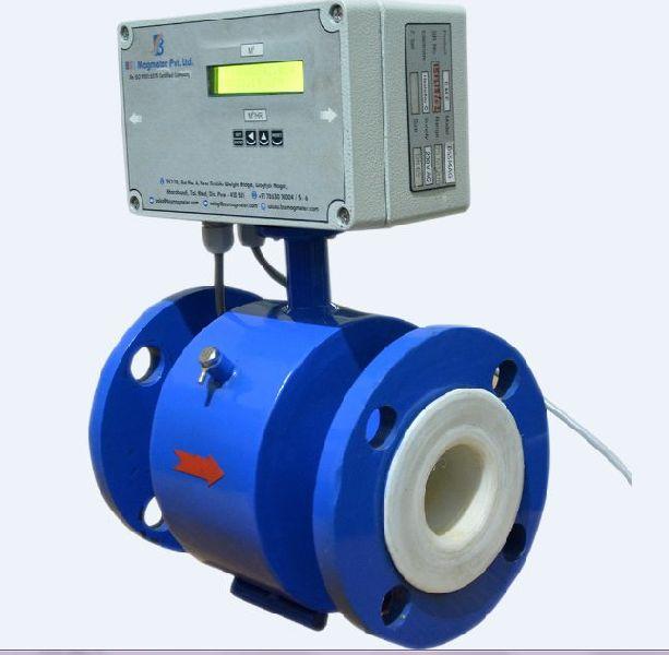 FT 02 Integral Mounting Full Bore Electromagnetic Flow Meter