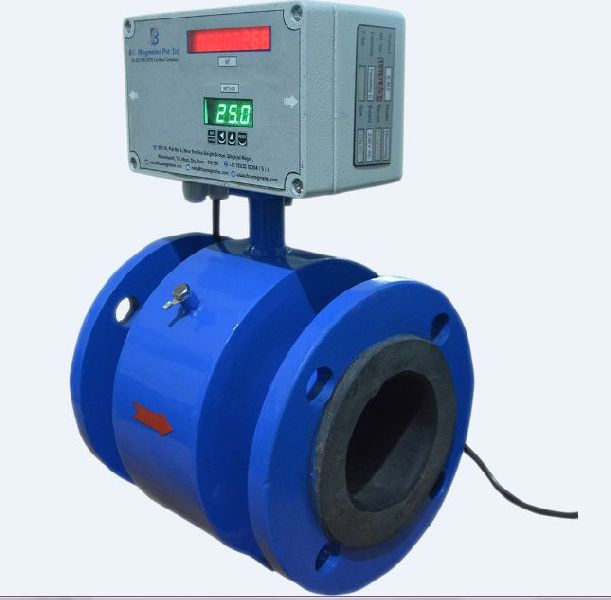 FT 03 Integral Mounting Full Bore Electromagnetic Flow Meter