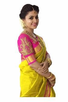 Chanderi Saree 01