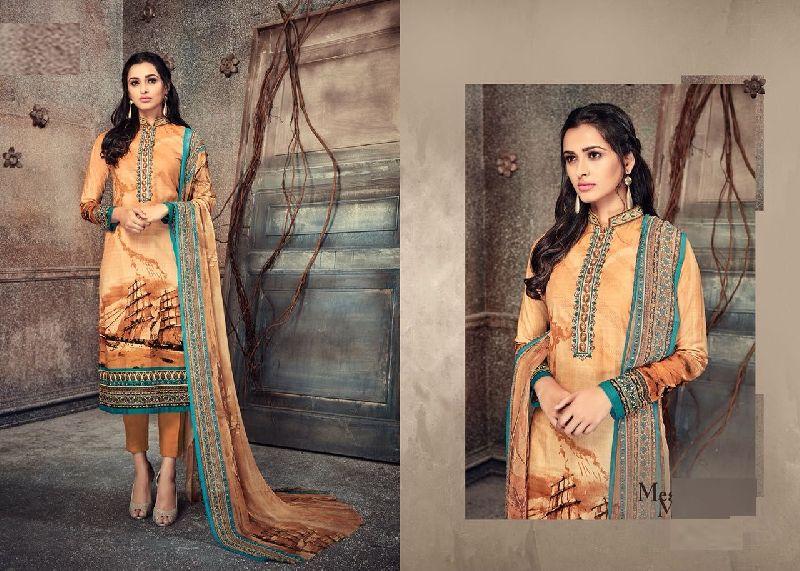 Chanderi Suit Material 06