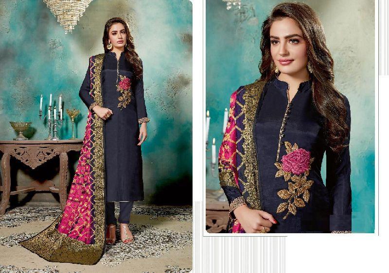 Silk Suit Material 03