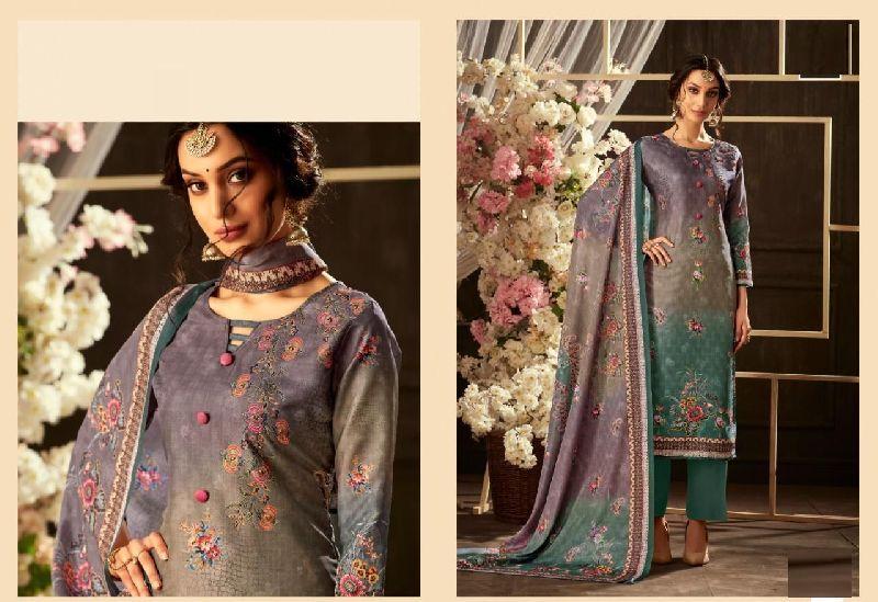 Silk Suit Material 04