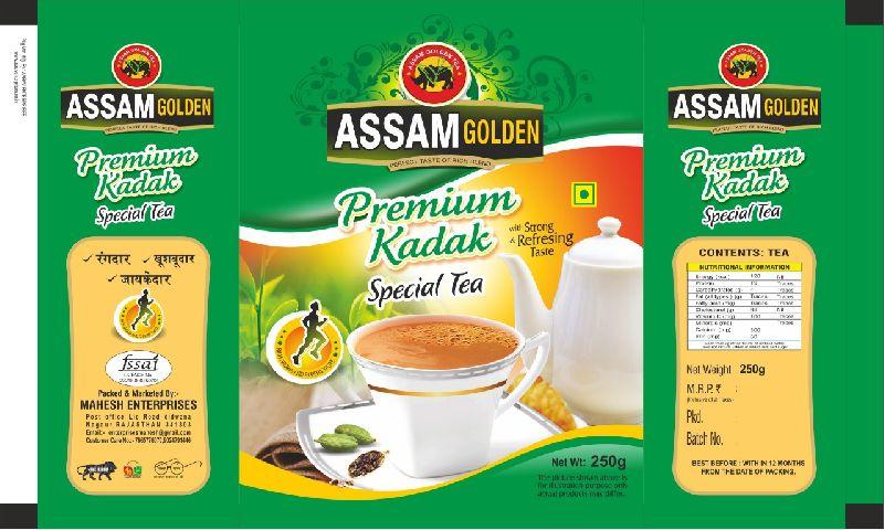 250gm Assam Golden Tea 01