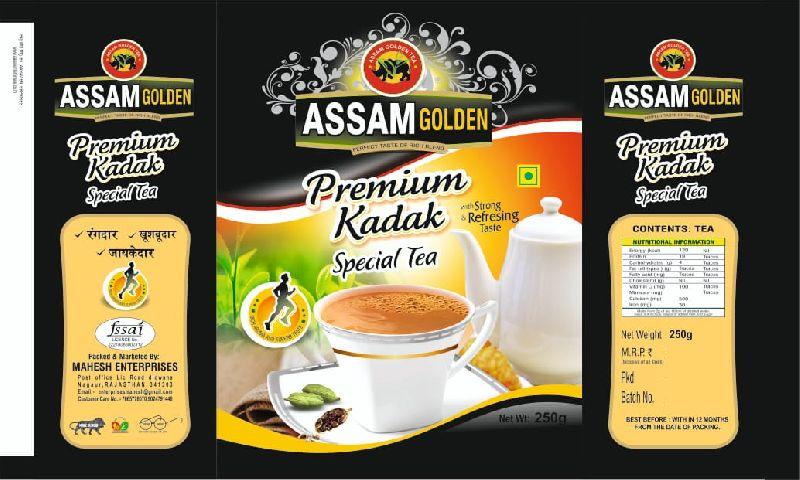 250gm Assam Golden Tea 02