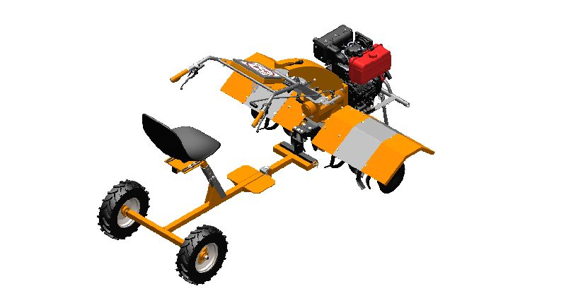 Micro Tractor