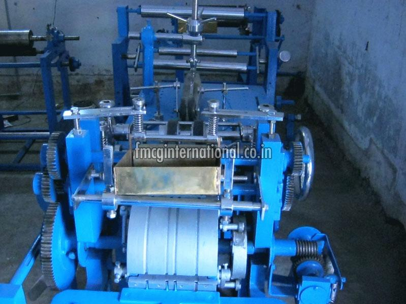 Paper Cover Making Machine 03