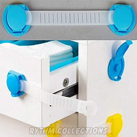 Child Baby Safety Protection Baby Lock for Refrigerator Cabinet Furniture Drawer Sliding