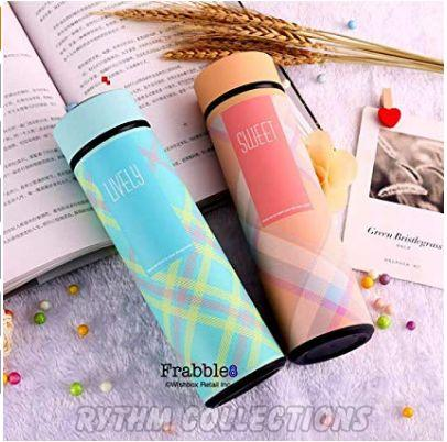 Insulated Premium Fancy Flask Bottle