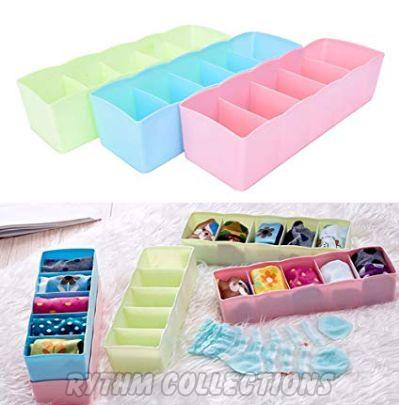 Multisection Storage Box