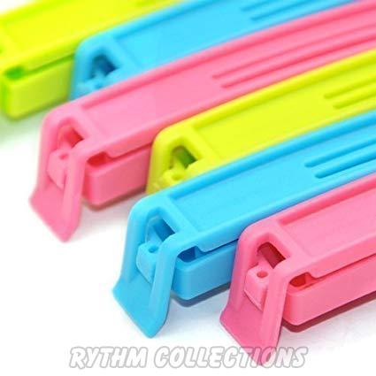Plastic Food Snack Bag Pouch Clip Sealer Hook