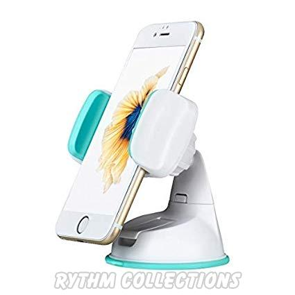 Universal Silicone Suction 360 Degree Rotation Mobile Car Holder Stand