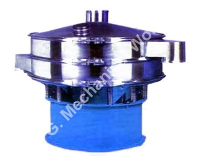 Gyro Sieve Machine