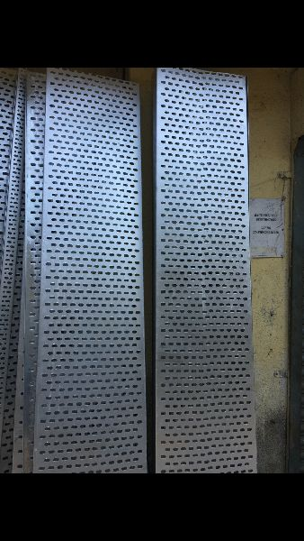 Galvanised Iron Perforated Cable Tray 02