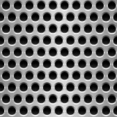 Round Hole Mild Steel Perforated Sheets