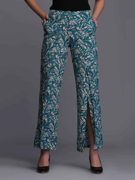 Printed Trouser Fabric