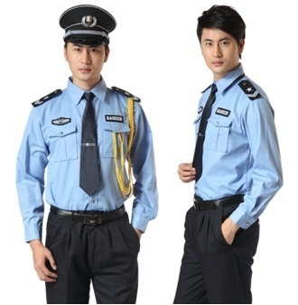 Security Guard Uniform Fabric