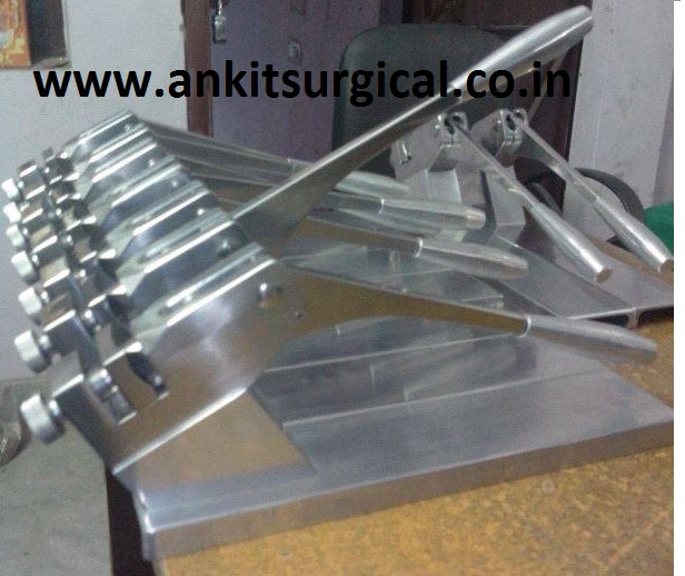 Plate Bending Press/Trauma use.