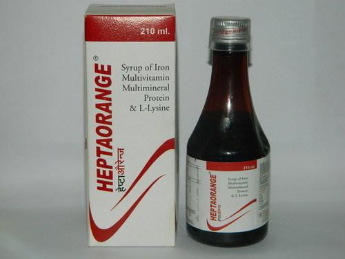 Multivitamin & Multimineral Tonic