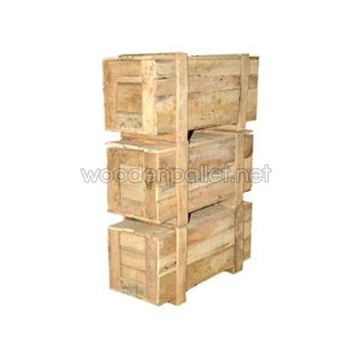 Packing Wooden Box