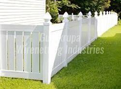 PVC Fence 02