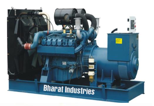 Multi Cylinder Power Generator