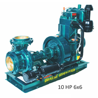 Water Cooled Diesel Pump Set