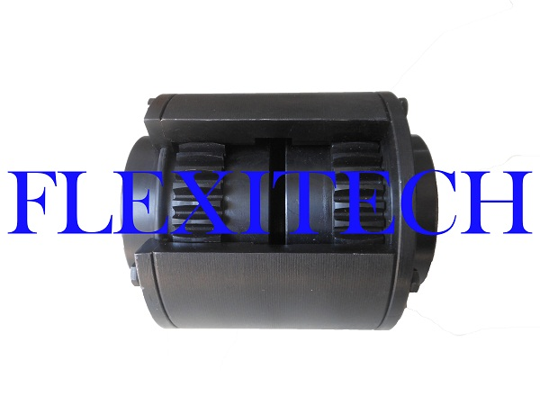 Continuous Sleeve Coupling