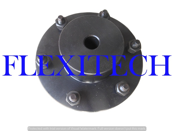 Flange Type Gear Couplings