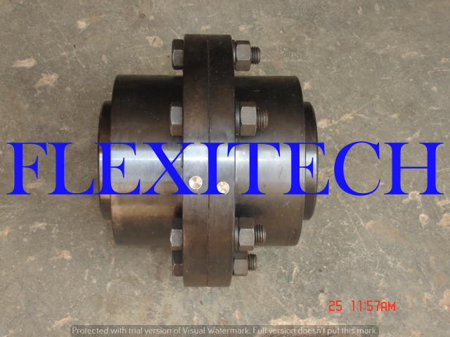 Flexible Gear Coupling