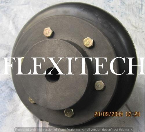 Flexible Tyre Coupling