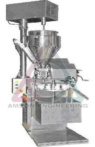 Semi Automatic Tube Filling & Sealing Machine
