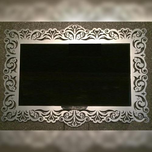 Decorative Metal Photo Frame 02
