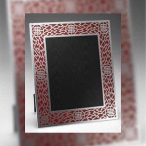 Designer Metal Photo Frame 01