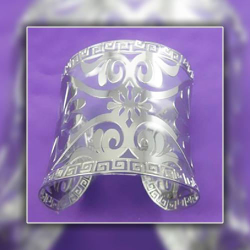Silver Bracelet 02