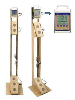 Ludlum Hand & Foot Monitor