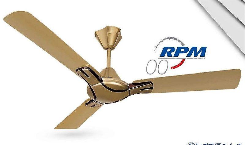 Golden RPM Ceiling Fan