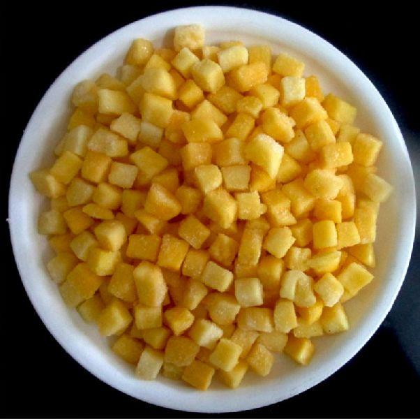 Frozen Totapuri Mango Chunks