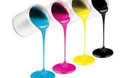 PVC Gloss Screen Printing Ink