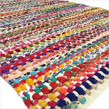 Multicolor Woven Rug