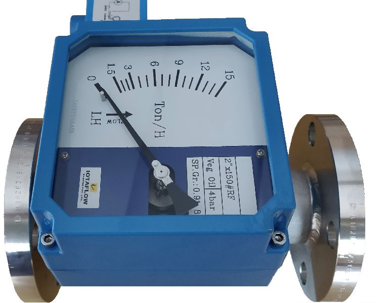Metal Tube Flow Meter 01