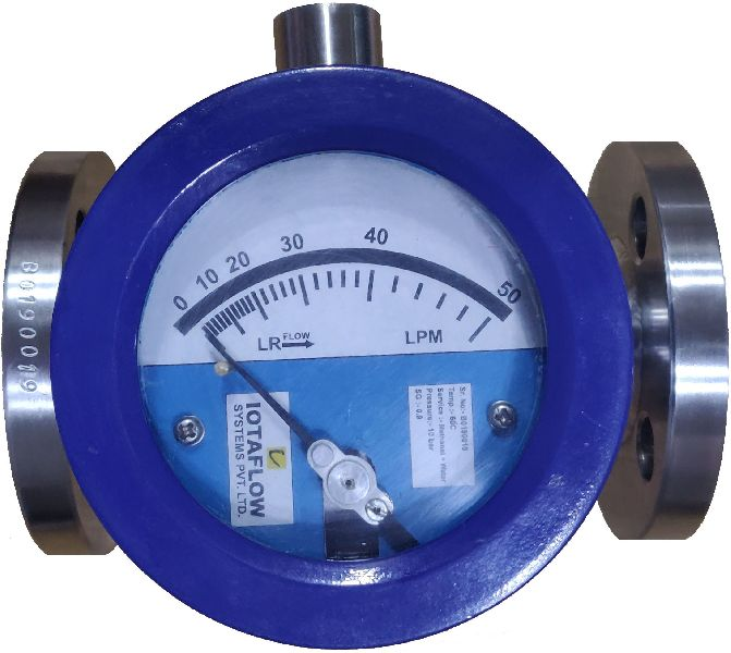 Metal Tube Flow Meter 02