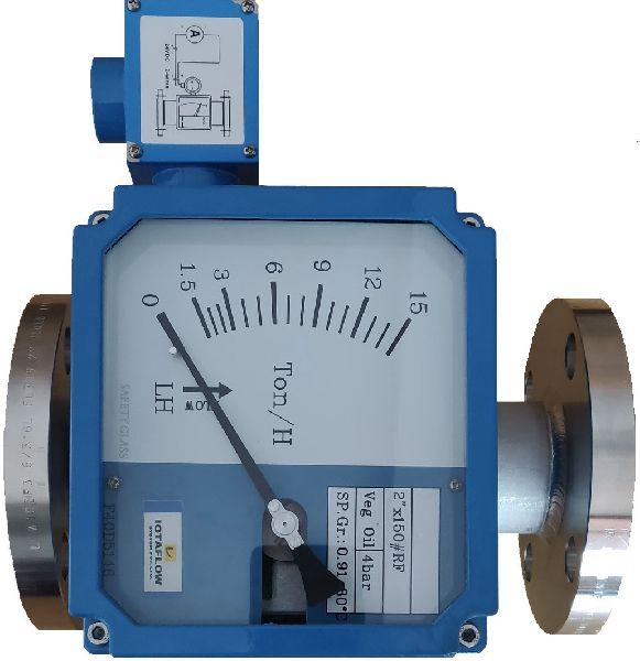 Metal Tube Flow Meter 04