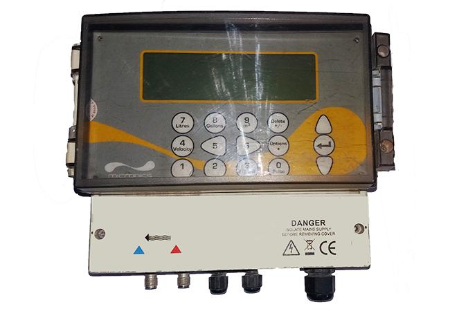 Micronics U3000-4000 Water Flow Meter
