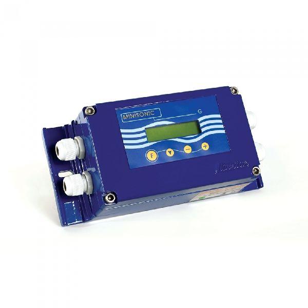 Minisonic G Gas Flow Meter