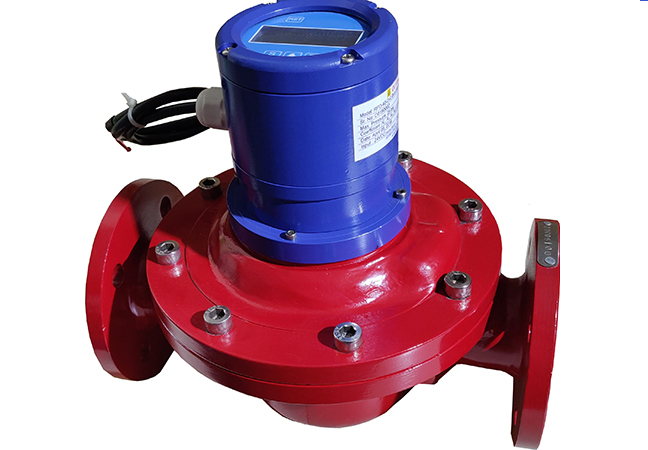 Ring Piston Oil Flow Meter